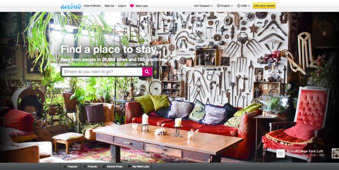 airbnb scs